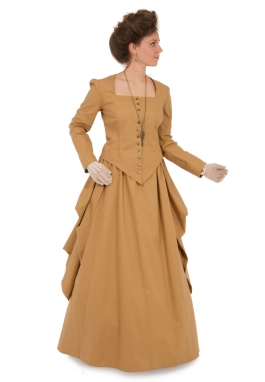 Twill Victorian Style Suit