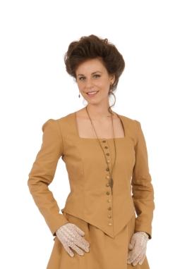 Twill Victorian Style Jacket