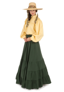 Pioneer Blouse and Skirt