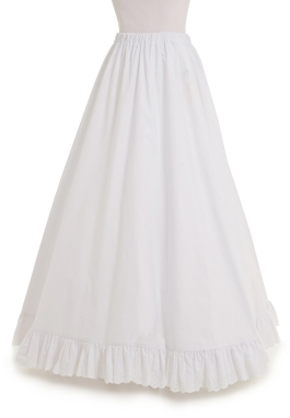 Cheyenne Old West Petticoat
