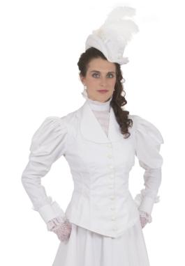 Victorian Twill Jacket