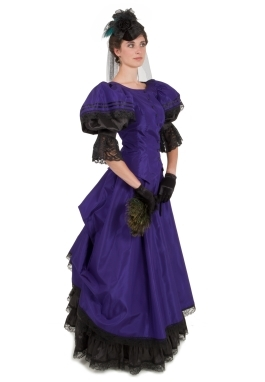 Tessa Victorian Dress