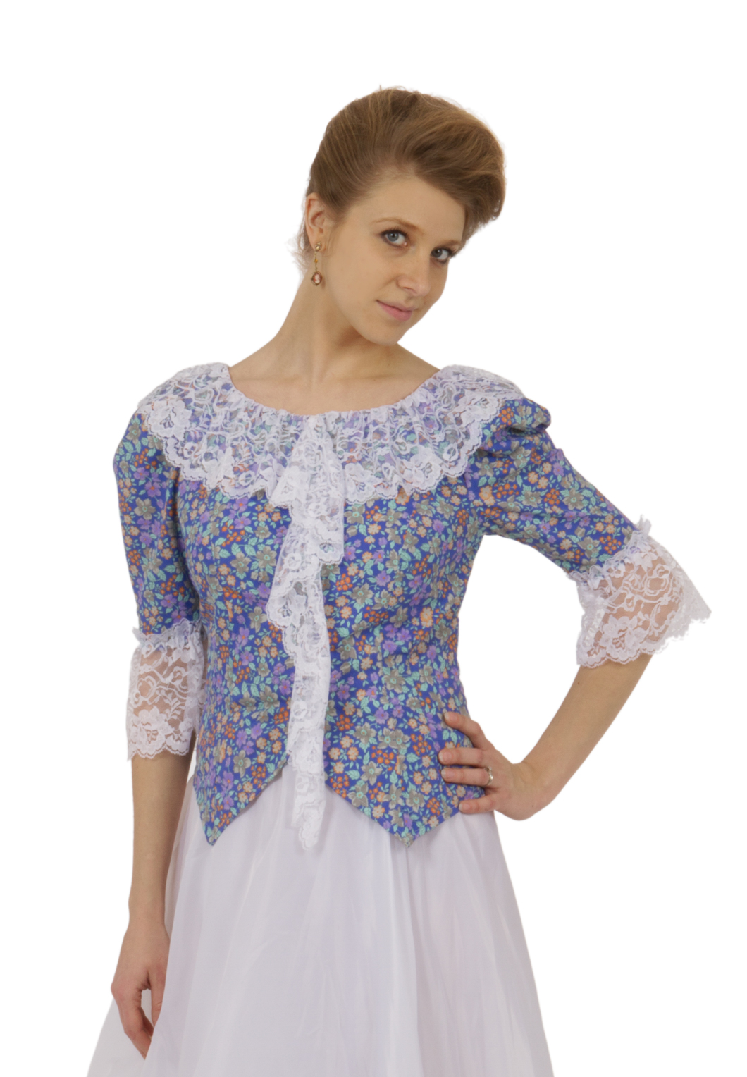 Victorian Style Top
