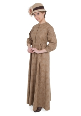 Anna Edwardian Style Dress