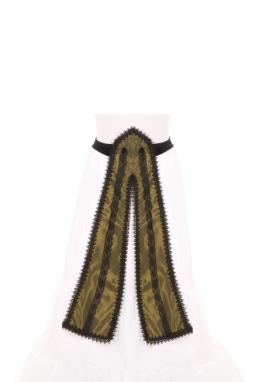 Calla Victorian Belted Sash
