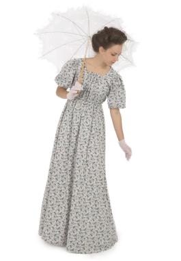 Cecilia Regency Era Dress