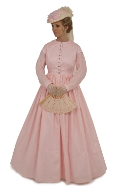 Prudence Civil War Styled Dress
