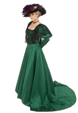 Sophronia Victorian Gown