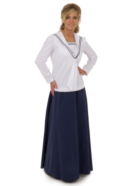 Sailor Blouse and Skirt