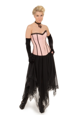 Etta Mae Corset and Skirt