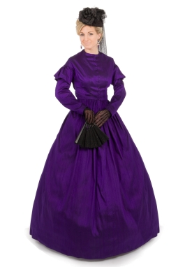 Anya Civil War Styled Dress