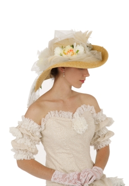 Victorian Garden Hat