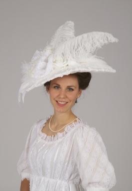 Adora Edwardian Hat