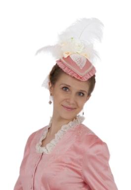 Perla Teardrop Hat