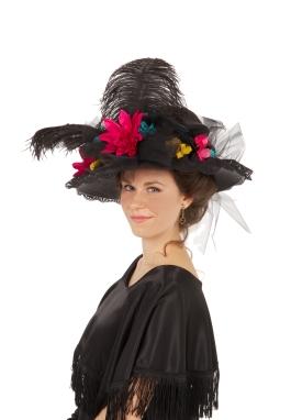 Olivia Edwardian Hat