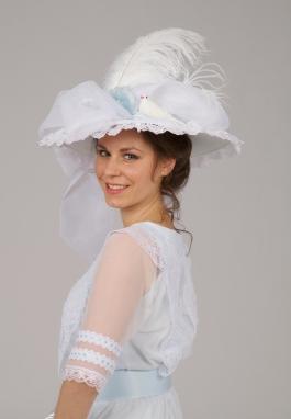 Estella Edwardian Hat