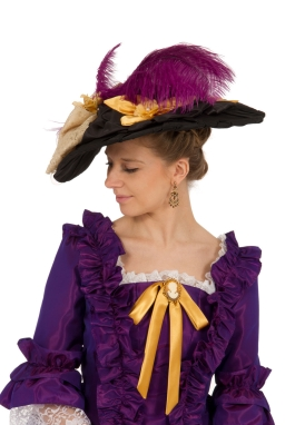 Valentina Wide Brimmed Hat