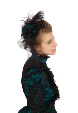 Jessamine Floral Hair Clip