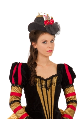 Clearance Queen Of Hearts Hat