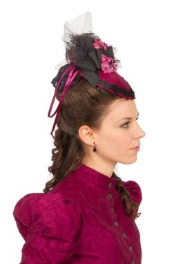 Silk Teardrop Hat