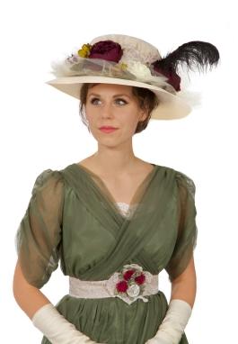 Simonne Edwardian Hat