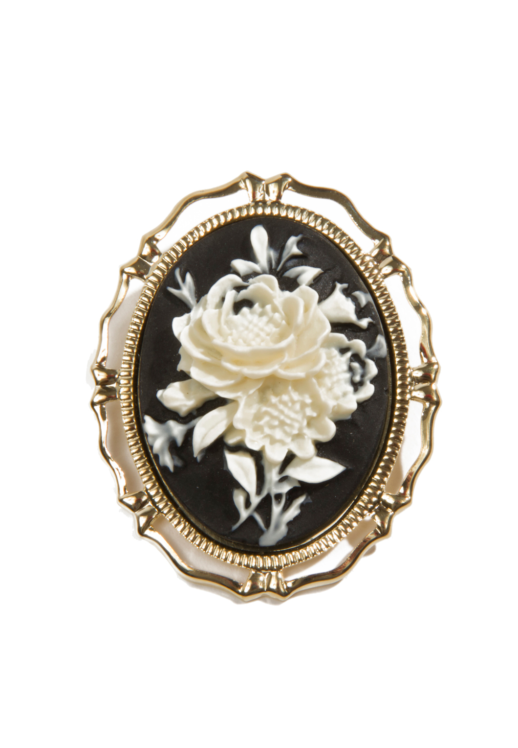 Romantic Rose Cameo