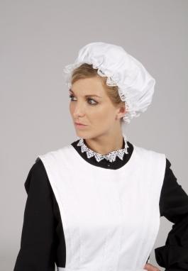 Victorian Edwardian Maid's Mob Cap
