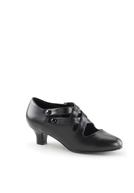 Victorian Edwardian Black Shoe