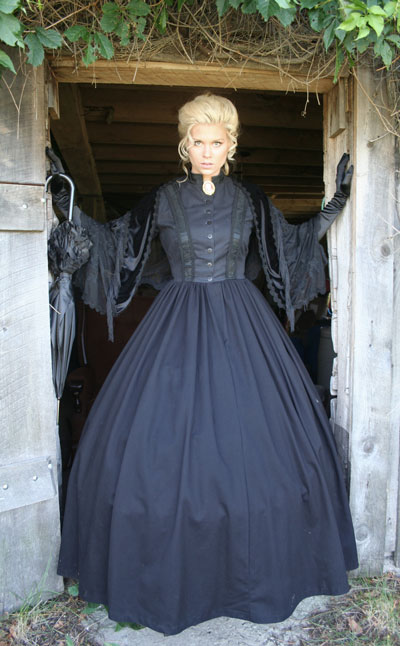 Helena Victorian Gown