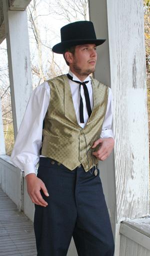 Count Bedford Vest