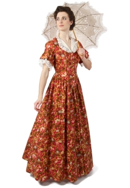 Calico Prairie Dress