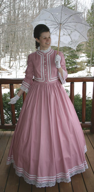 Clearance Civil War Gown - size XS