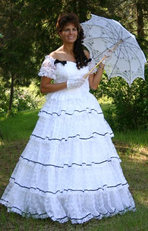 Lady Lila Victorian Ball Gown
