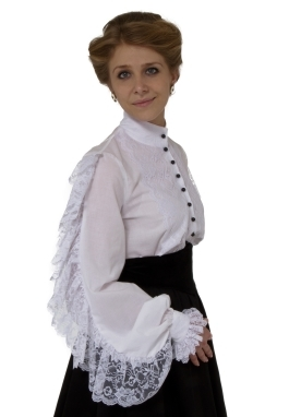 Civil War Era Blouses