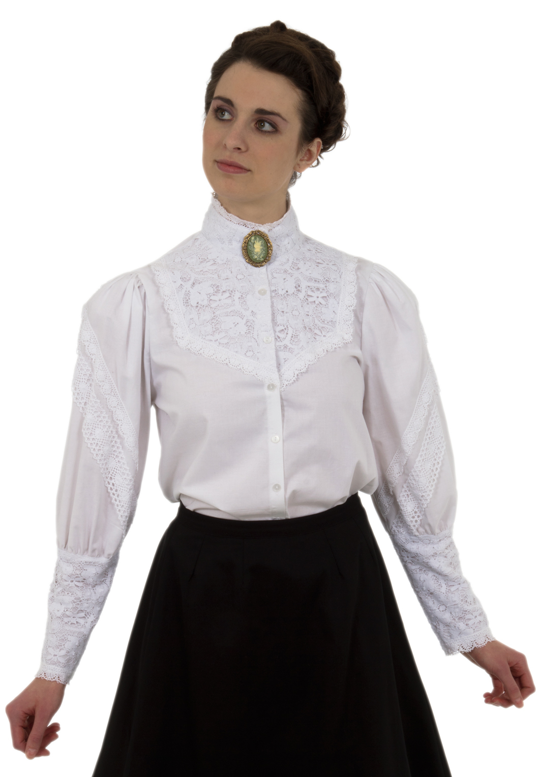 Victorian Good Wife Blouse