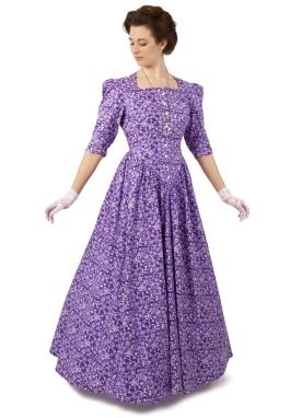 Victorian Style Prairie Dress