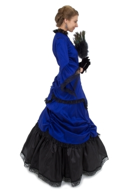 Caprice Victorian Bustle Dress
