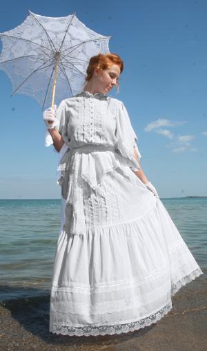 Tilly Edwardian Dress