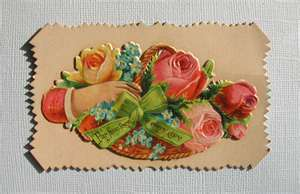 Victorian Calling Cards - Recollections Blog