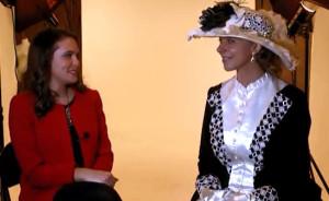 Alexandra Johnson and Ola Rose interview