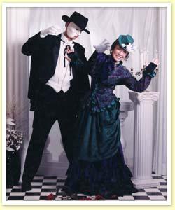 Phantom of the Opera costumes