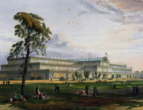 Crystal Palace of the Great Exhibition: Innovation in Glass