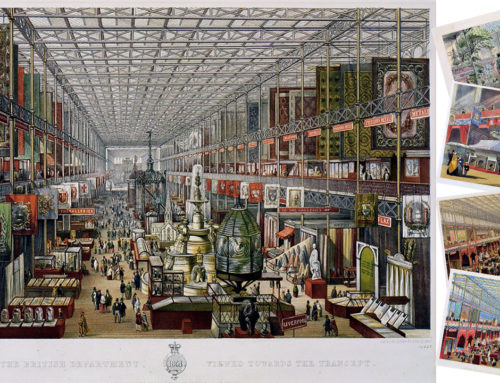 The Great Exhibition of 1851: Global Culture and Industry Comes to London