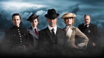 cast of season 7 of Murdoch Mysteries / The Artful Detective