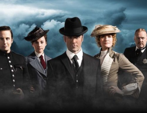 Murdoch Mysteries (The Artful Detective) – Building Steam(punk) to Season 10