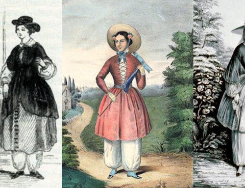 The Evolution of Dress Reform – Part 1