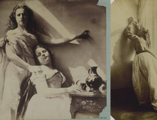 Lady Clementina Hawarden – Fashion's First Photographer?