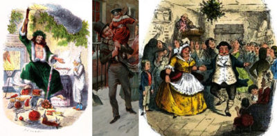 A Christmas Carol book illustrations