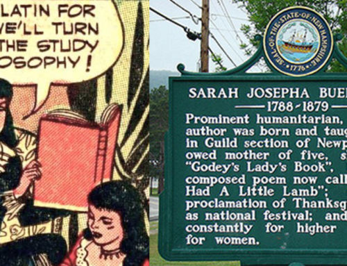 Sarah Josepha Hale – 19th Century Influencer Part 2