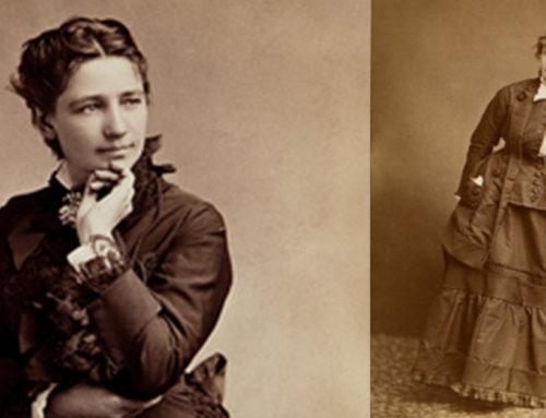 Victoria Woodhull; First Woman to Run for President of the United States